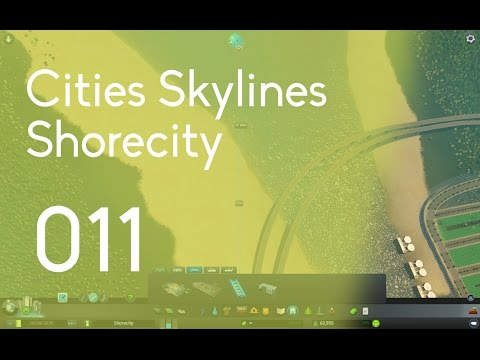 Cities Skylines: Shorecity[011] Building A New Ring Road