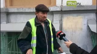 Очевидец о раненом при взрыве в Ростове, 6.04.2017