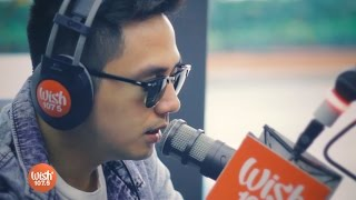 "Sam Concepcion covers ""Panalangin"" LIVE on Wish 107.5 Bus"