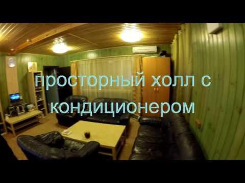 видео: Дом из двух 40 фут. морских контейнеров в Санкт-Петербурге