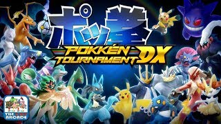 Pokken Tournament DX - Pokemon den Kampf gegen die Battle Arena (Nintendo Wechseln Gameplay)