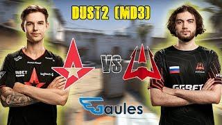 StarLadder Major 2019 Playoffs - Astralis vs Avangar - Dust2 (MD3) - Final - Mapa II