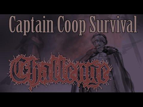 Caligulas Captain Coop Survival Challenge