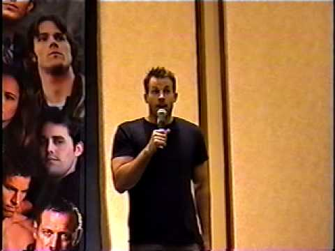 Supernatural Star Mark Lutz at the  Creation Supernatural Convention in Chicago 3