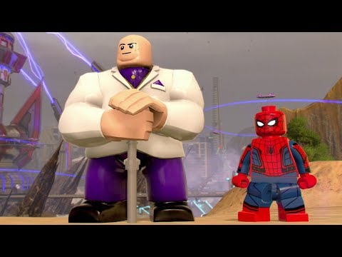 LEGO Marvel Super Heroes 2 - Trivia Time Challenge All 10 Quiz Machine Locations
