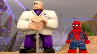 LEGO Marvel Super Heroes 2 - Trivia Time Challenge (All 10 Quiz Machine Locations)