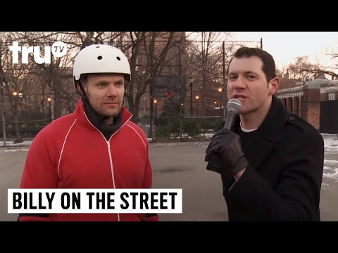 Billy on the Street - The Mo'Lympics with Joel McHale