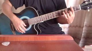 Daniel Lazo - Si no es contigo (cover - tutorial)
