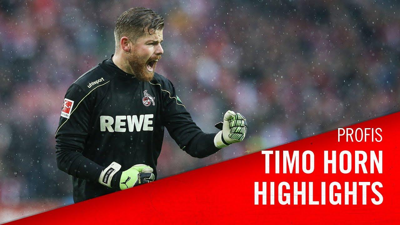 TIMO HORN: Highlights 2019/20 | 1. FC Köln | Bundesliga