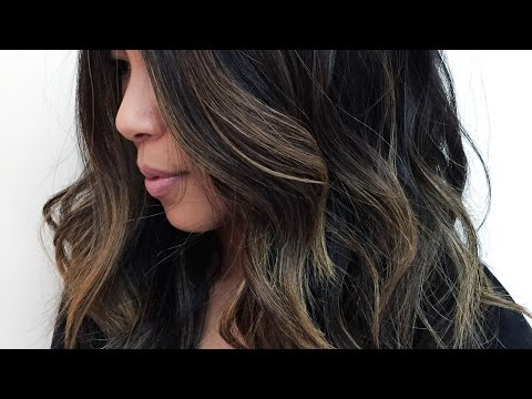 Sombre 101 // Hair Color Teasing Tutorial // Step by Step DIY Hair Tipping // Daniella Benita