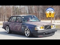 Volvo 240 Review! - The Most Offensive Volvo Ever