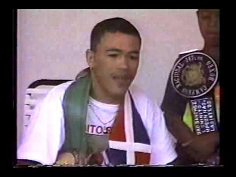 Estrellas del Deporte con Milagros Garcia - Chinito Sanchez