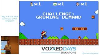 Scaling Engineering Organizations with Patterns - Voxxed Days Singapore 2019