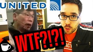VLOG | United Airlines U MESSED UP!