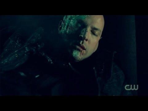 Arrow - Green Arrow vs Solomon Grundy