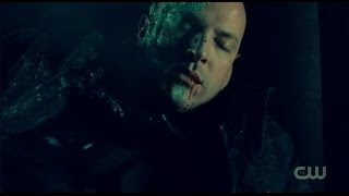 Arrow - Green Arrow vs Solomon Grundy