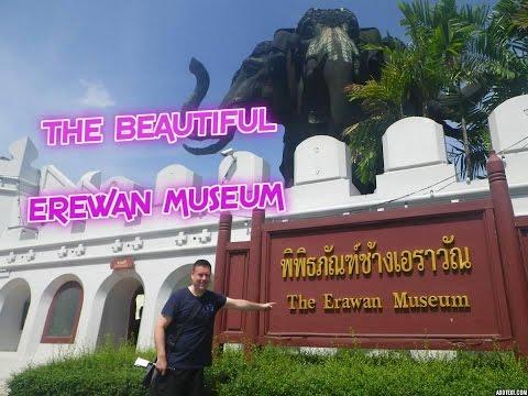 EREWAN MUSEUM - MY NUMBER ONE MUST SEE IN/AROUND BANGKOK