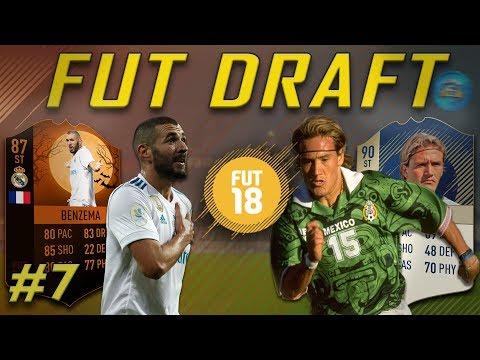 Held Med Pakker Fra Draften?! - FIFA 18 Draft #7