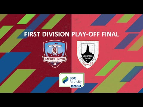 First Division Play-Off Final: Galway United 1-2 Longford Town