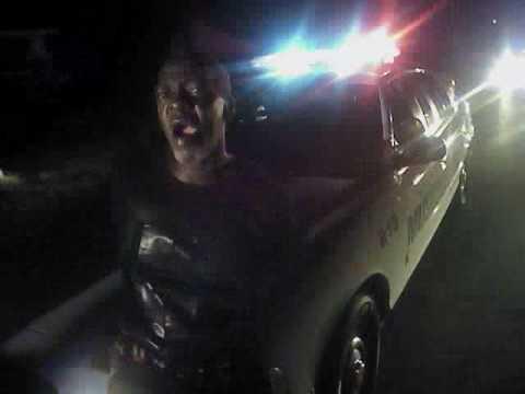 Muskogee police pepper spray 84-year-old woman (2 of 4 raw videos: Casady #1)