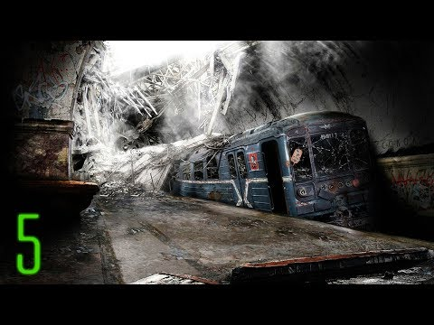5 Creepy Off-Limits Subways Hidden Under Major Cities