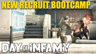 Day of Infamy New Recruit Bootcamp
