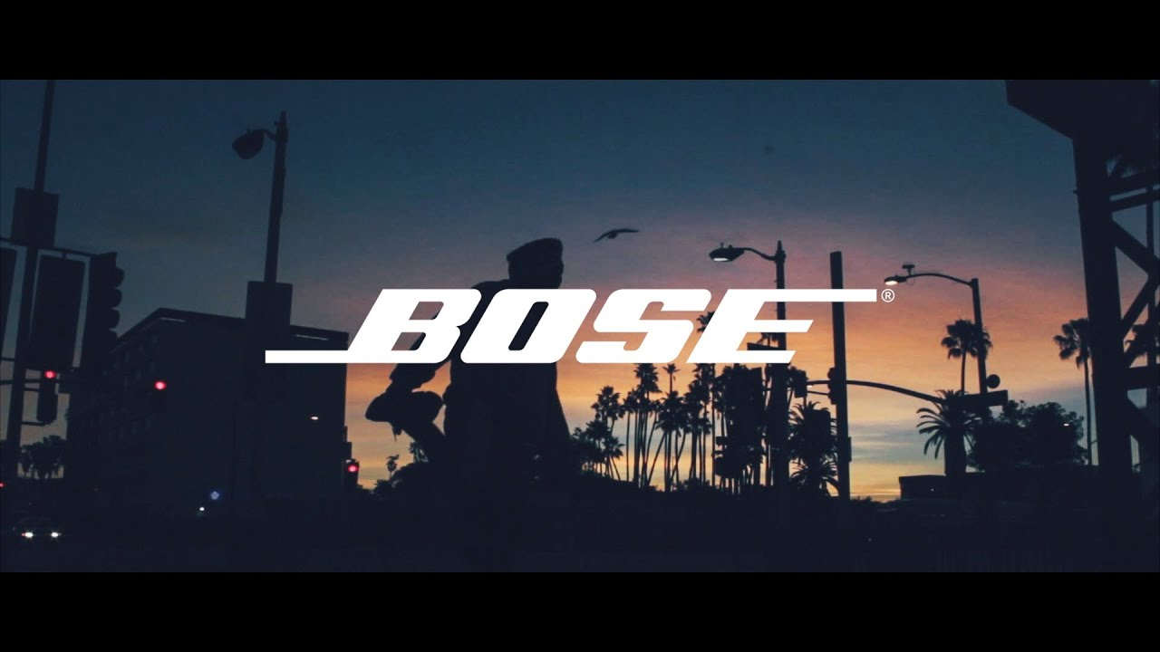 Barry Nice Visuals Client Work | Bose Commercial -