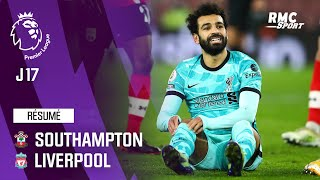 Résumé : Southampton 1 - 0 Liverpool - Premier League (J17)