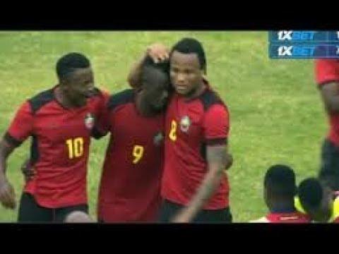 Éliminatoires CAN 2019: Mozambique 1 vs 0 Zambie
