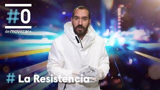 LA RESISTENCIA – Jorge Ponce se juega la vida en la nieve   #LaResistencia 11.01.2021