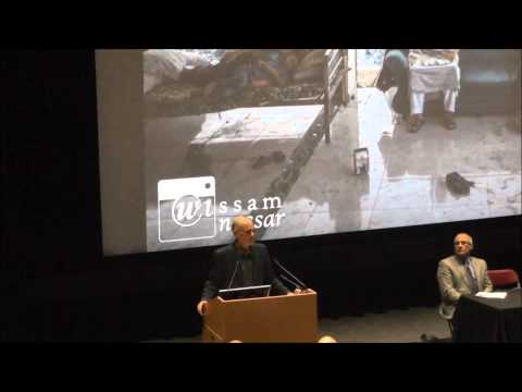 Norman Finkelstein speech at Egypt & Gaza Intertwined Conference