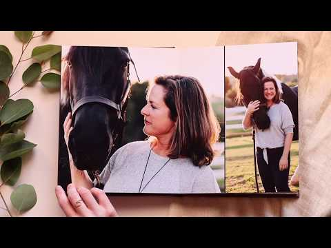 Cristina B. Equine Portrait Album | Fallbrook Horse and Rider Portraits