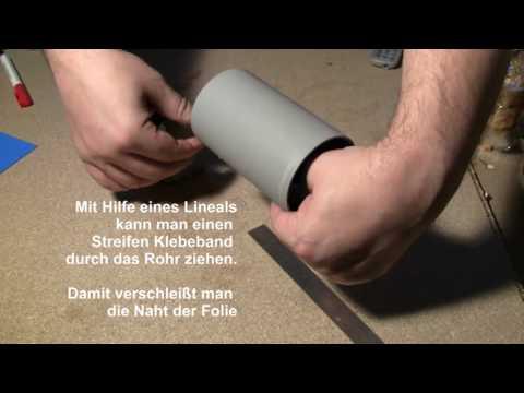 Herstellen Einer Form Zum Kerzengiessen Mp4 Youtube
