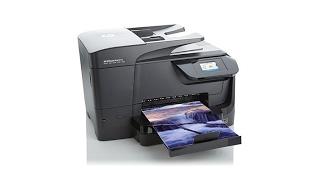 HP Officejet 8710 Photo Printer, Copier, Scanner   Fax