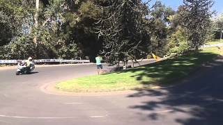 ODESUR 2014 - Ciclismo ruta- contrareloj