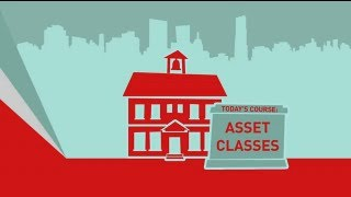 Types of Asset Classes for Investing