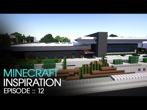 Minecraft modern house 1 inspiration w keralis doovi for Modern house 5 keralis