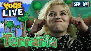 TERRARIA TUESDAYS! - Terraria w/ Mousie & Chippy - 11/09/19