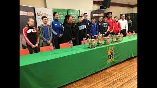 Dornálaíocht BEO - IABA Men's & Women's Senior Elite Championship 2019 BEO 23/02 @ 17:45