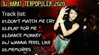 Download DJ barat viral terbaru 2020 - play for me - dance monkey