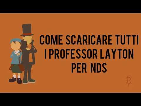 Download Il Professor Layton E... Nds ITA