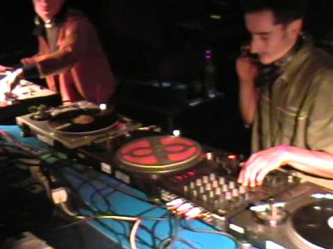 Rook & Ottokar @ Oscilloscope 3 by Ellipse Sound System   2002 part B