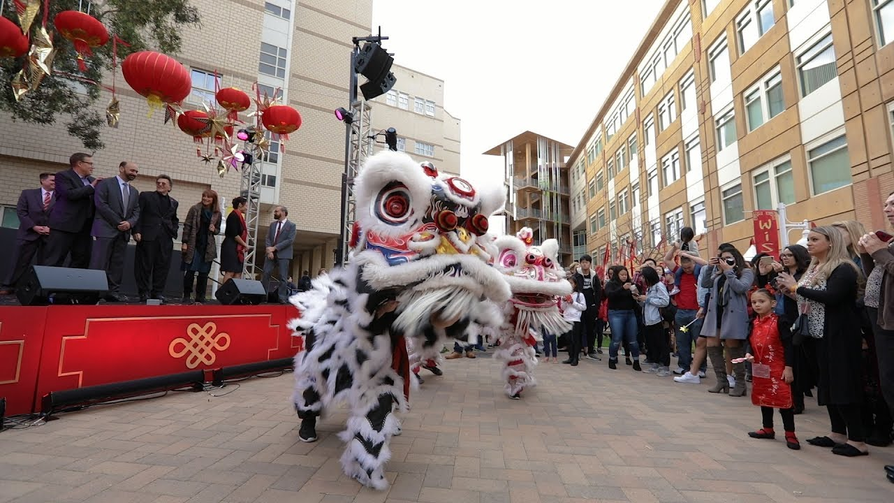Lunar New Year Festival 2018 - UC Irvine