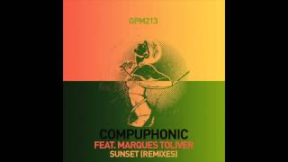 Compuphonic feat. Marques Toliver - Sunset (Aashton & Swift Remix)
