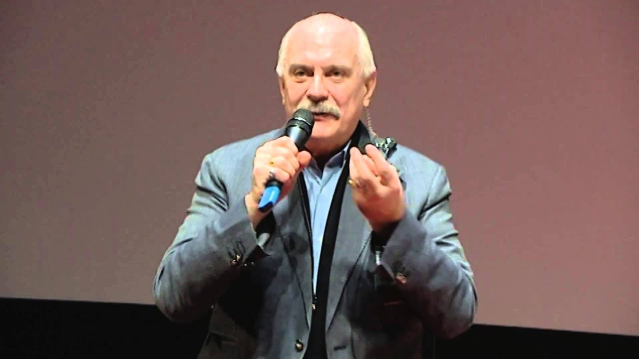 Nikita Mikhalkov suggests launching a television channel to show student work 07.05.2015 99