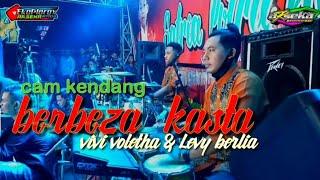 Download lagu Berbeza kasta || Vivi voletha & levy berlia || arseka music live Fuul penonton