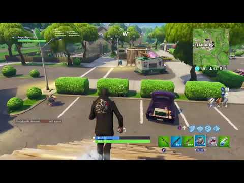 Clinger to op??? How to avoid death in FORTNITE BATTLE ROYALE