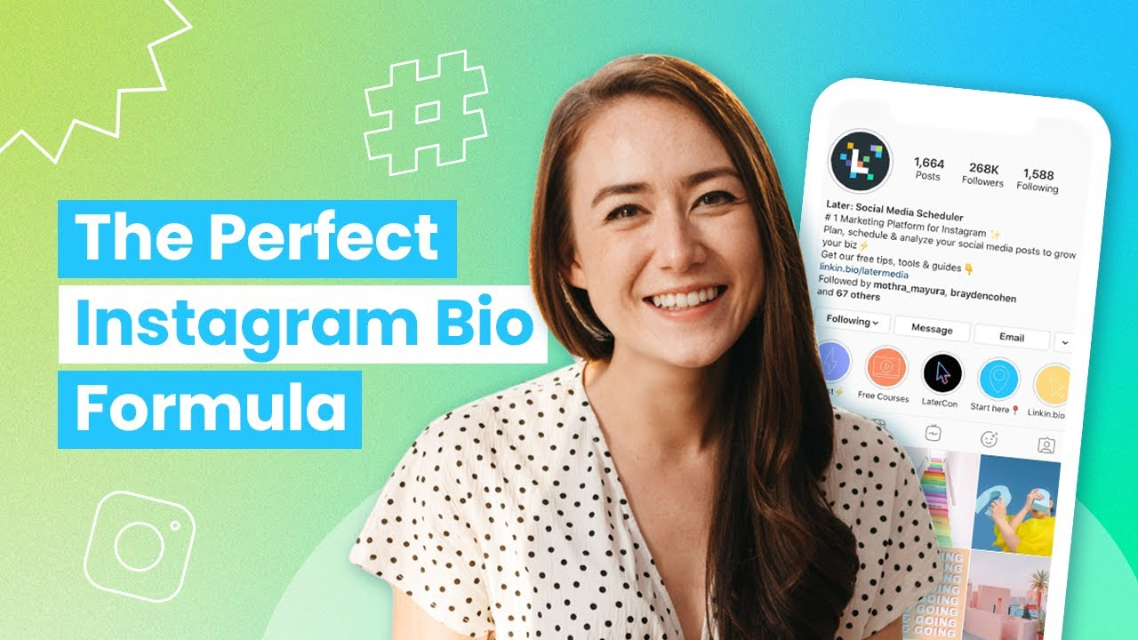 How to Write the Perfect Instagram Bio (and get MORE Followers!)