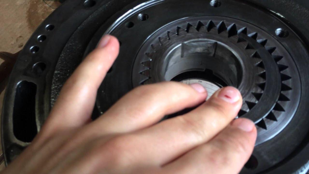 c6 transmission pump torque specs