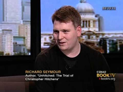 Book TV in London: Richard Seymour